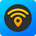 Free WiFi Passwords & Internet Hotspots. WiFi Map® icon