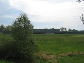 Photo: Dookoła roztaczał się malowniczy, przesycony zielenią widok. Wiosna rozkręciła się na całego.