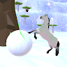 download Winter Horse Simulator - Winter Family Adventure apk