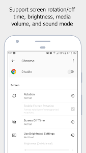 Autoset - Android Automation Device Settings 1.6.2.1 (Paid)