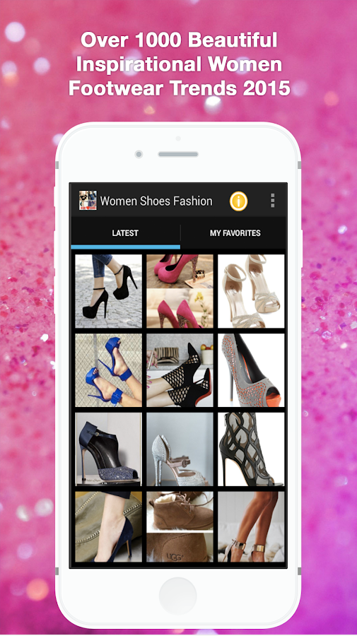 Women Footwear Fashion- screenshot