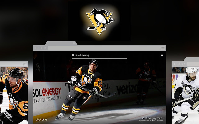 Pittsburgh Penguins New Tab