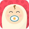 Baby Milestones- Baby Monthly Pictures & Baby Art icon