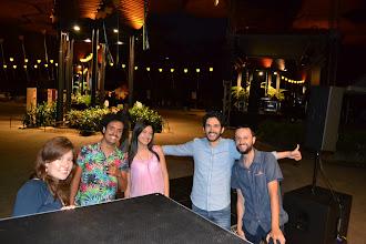 Photo: Marisol, Juancho, Angie, Juan y Juan Felipe equipo con Energía