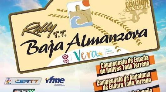 Baja Almanzora, primera prueba de la RFME