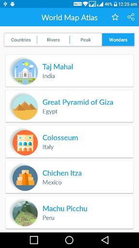 Offline World Map 1.1.5 Screenshots 4