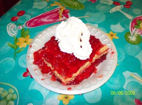 Mom's Ice Box Cake Recipe