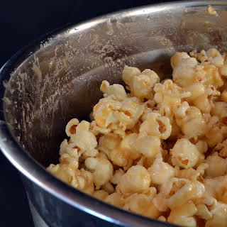 White Sugar Caramel Popcorn Recipes.