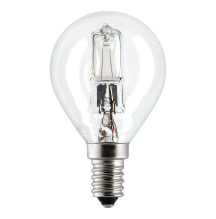 Halogenlampa Klot 18W E14