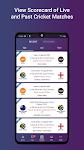 screenshot of Cricket Line Guru : Fast Live Line