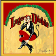 Logo of Devil's Canyon Lager Diabla