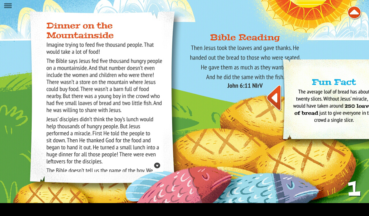 our daily bread for kids android apps on google play