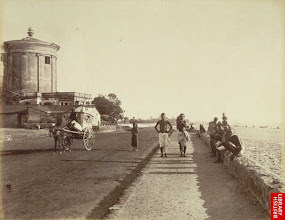 Photo: Ice house ( Vivekanandar house ) - Marina beach