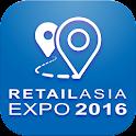 Retail Asia Expo Wayfinding icon