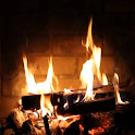 Real Fireplace Live Wallpaper icon