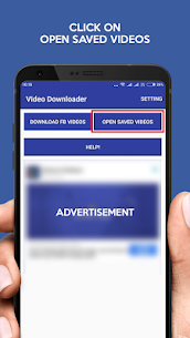 Video Downloader for Facebook -FB Video Downloader Apk  Download For Android 3