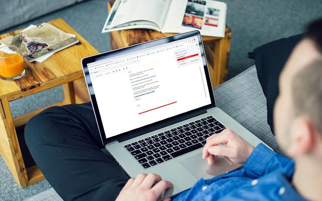 Blue Arca Anti-Phishing Extension
