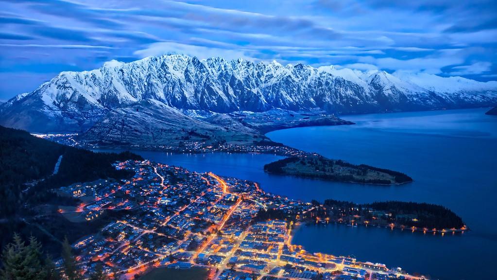 Яхтинг в Новой Зеландии