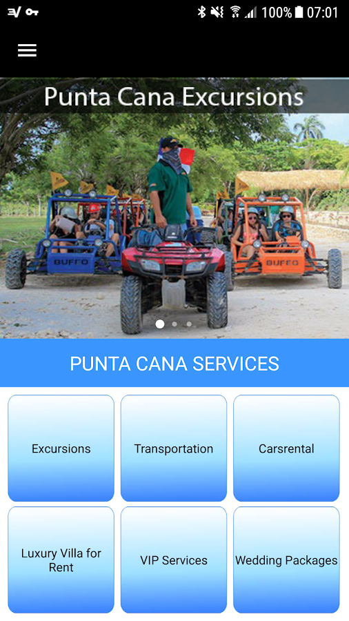Punta Cana Best Excursions- screenshot