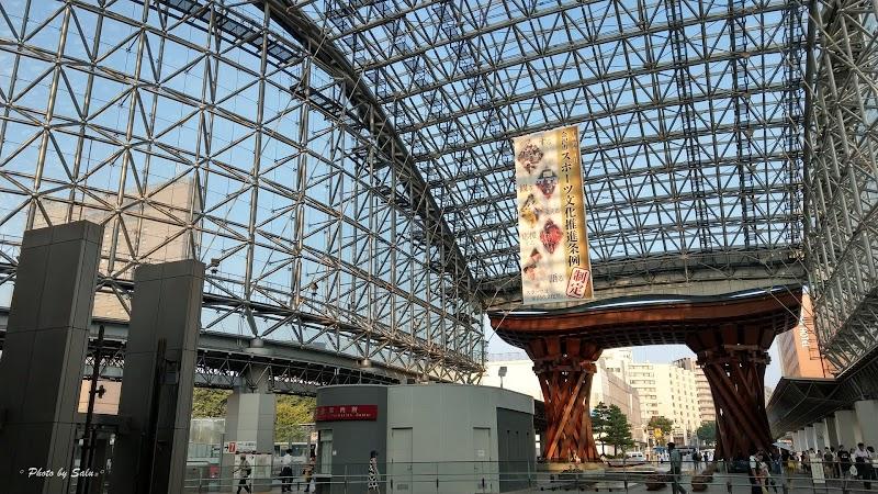 日本 JR金澤站