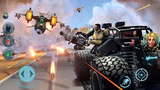 Evolution 2: Battle for Utopia. Shooting games MOD (High Damage) 1