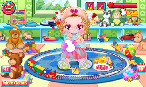 Baby Caring Games with Anna ss3