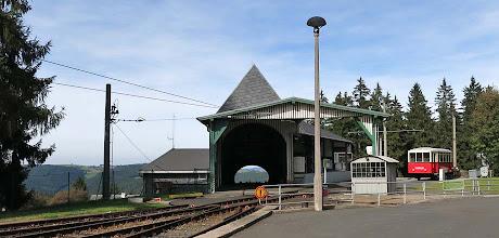 Photo: Bergstation Lichtenhain