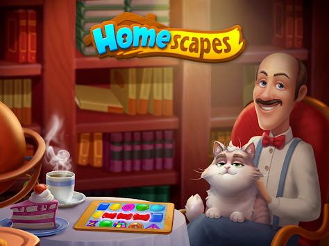 Homescapes APK screenshot thumbnail 12