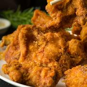 Spicy Deep Fried Pork Chop