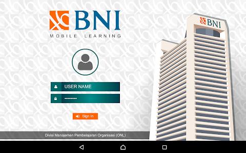 BNI Mobile Learning screenshot 0
