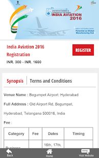 India Aviation- screenshot thumbnail