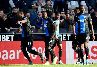 Club Brugge speelde thuis gelijk tegen Standard