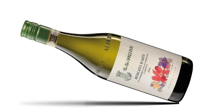 Rượu vang G.D.Vajra Moscato d' asti