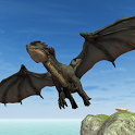 Flying Fury Dragon Simulator icon