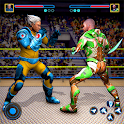 Robot Ring Fighting 2020 - Robot Wrestling Game icon