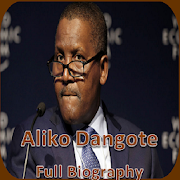 Aliko Dangote Full Biography
