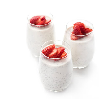 Overnight Chia Seed Pudding.