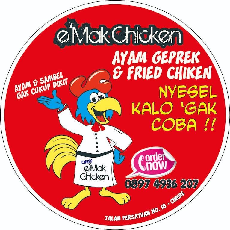 Fried Chicken Ayam Geprek Mak Chicken Fried Chicken Takeaway