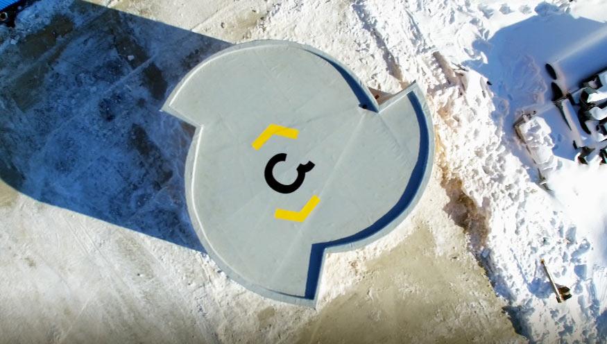 Apis Cor печатает с помощью 3D принтера дома буквально за 24 часа!