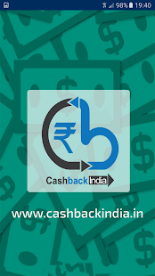 Cashback India Coupons Deals- screenshot thumbnail
