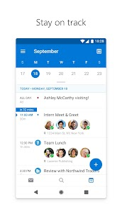 Microsoft Outlook: Organize Your Email & Calendar App Download For Android and iPhone 5