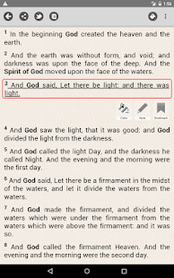 Bible KJV- screenshot thumbnail