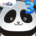 Panda Third Grade Games icon