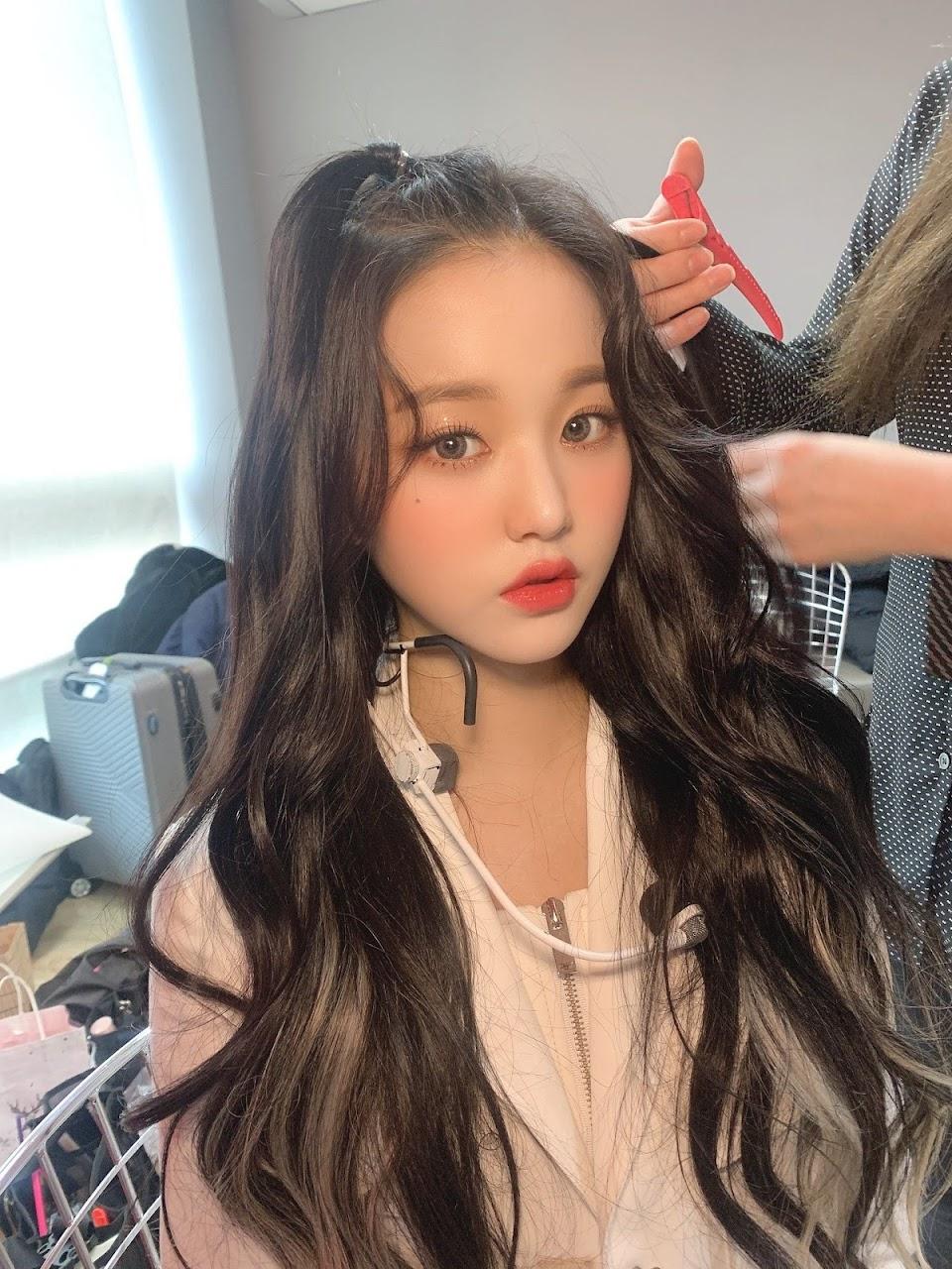 wonyoung hair 47