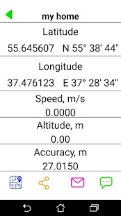 GPS Coordinates Altitude Speed Android Apps On Google Play - Elevation from lat long coordinates