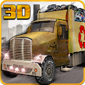 Garbage Dump Truck Simulator icon