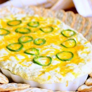 Cheesy Jalapeno Dip