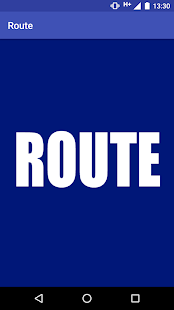 c2f765fce Baixar Route 1.0 para Android - Download Fábio Possenti von Randow Route  mais recente versão.