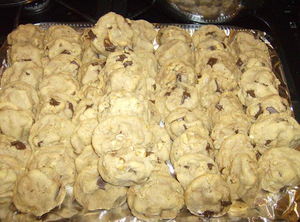 8 Brothers Favorite Gourmet Choc Chip Cookies Recipe