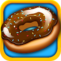 Donut Cake Cream Dessert Maker icon
